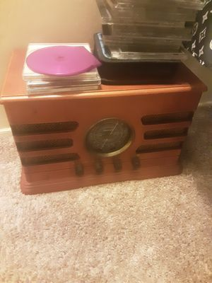 Radio with CD player for Sale in San Diego, CA