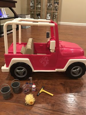 Journey Girl Jeep for Sale in West Jefferson, OH
