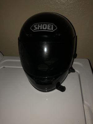 Large, Like-New SHOEI Motorcycle Helmet for Sale in Encinitas, CA