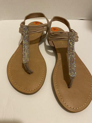 MADDEN GIRL Sling Bling Sandals 9.5 Brand NEW! for Sale in Corona, CA