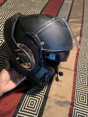 Motorcycle Helmet with Bluetooth connected for Sale in Decatur, GA