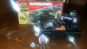 M.A.S.K. Jackhammer with Box for Sale in Casa Grande, AZ