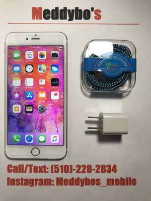 iPhone 6s Plus 64gb Rose Gold (Factory Unlocked) Excellent Condition for Sale in Oakland, CA