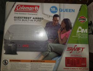 "Coleman 18"" Queen Air Mattress for Sale in Winter Haven, FL"