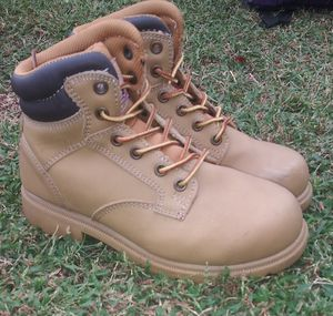 Steel toe work boots size 61/2 ONLY $5! for Sale in Ontario, CA