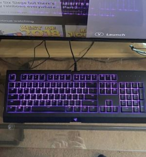 Gaming Computer Keyboard for Sale in North Ridgeville, OH