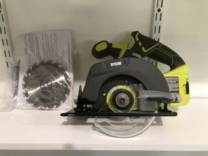 Ryobi One+ 5 1/2 in Circular Saw for Sale in Issaquah, WA