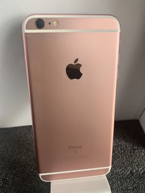 iPhone 6S Rose Gold 32GB) Unlocked, liberado for Sale in Los Angeles, CA