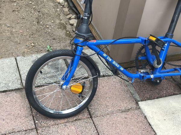 Dahon folding bikes. Pair for 150$