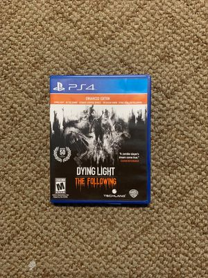 Dying Light The Following & Evolve. Horror Pack for Sale in Haines City, FL