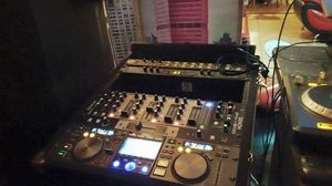 DJ equipment +two tower speakers for Sale in Houston, TX