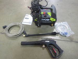 RYOBI 1,600 PSI 1.2 GPM Electric Pressure Washer for Sale in Atlanta, GA
