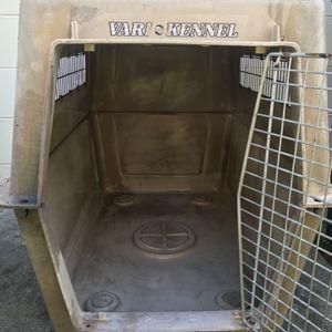 Large Vari Kennel Dog Cage/ Crate. for Sale in Brandon, FL