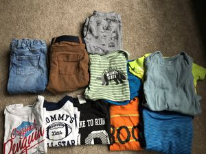 Boys toddler clothes for Sale in Tacoma, WA