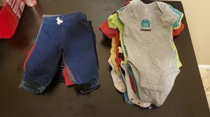 Baby Clothes bundle 0-3 M - 31pcs for Sale in Mesa, AZ