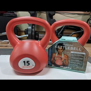 15 LB Marika Kettlebell for Sale in Snohomish, WA