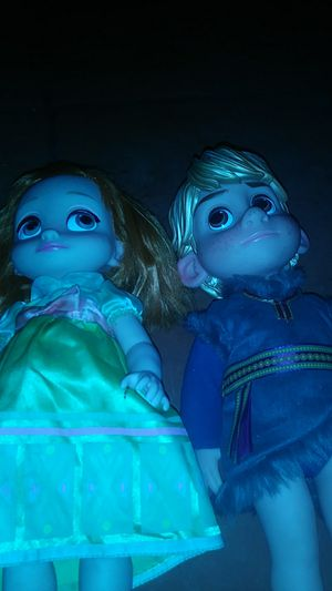 Chrisopher and Anna disney doll for Sale in Phoenix, AZ