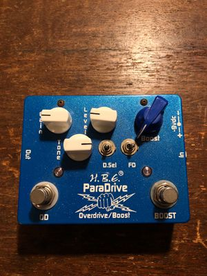 HBE ParaDrive overdrive guitar pedal for Sale in Nashville, TN