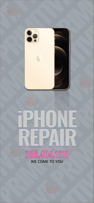 IPHONE ► IPAD ► APPLE WATCH ► GOOGLE ► SAMSUNG ► LG ► MOTO ► MICROSOFT ► SCREEN ► REPAIR ► FIX ► iPhone 6, 6s, 7, 8, X, XR, XS, XS Max, 11 for Sale in Miami, FL