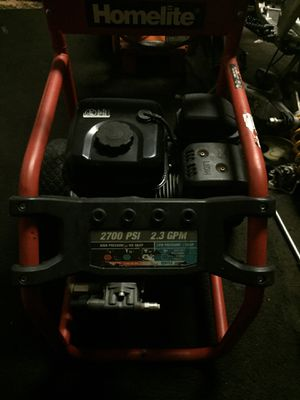 Pressure washer 2800 psi for Sale in Las Vegas, NV