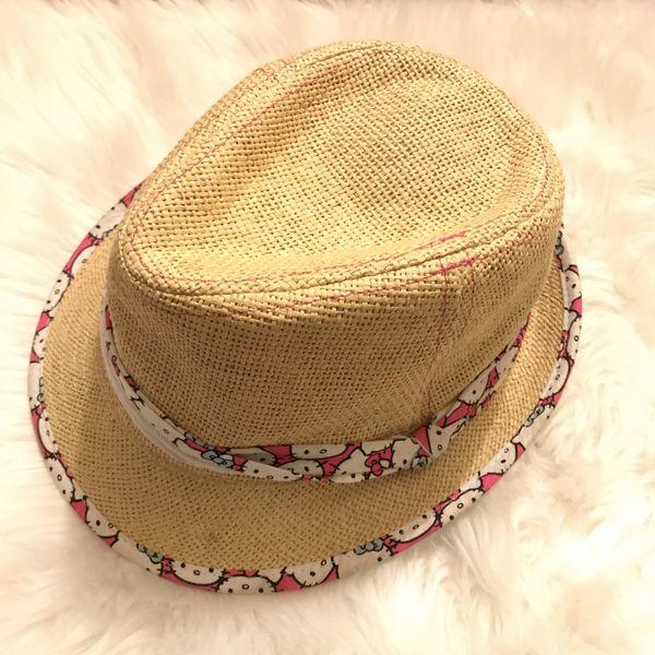 Girl's Hello Kitty Hat 3T-6T