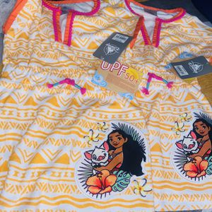 Original Disney Moana Girls for Sale in Lawndale, CA