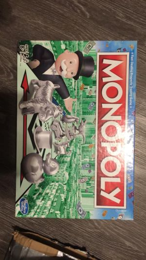 board game (Monopoly) for Sale in Garland, TX