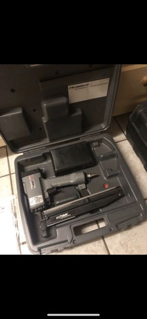 Tw paslode new generation nail gun for Sale in New Port Richey, FL