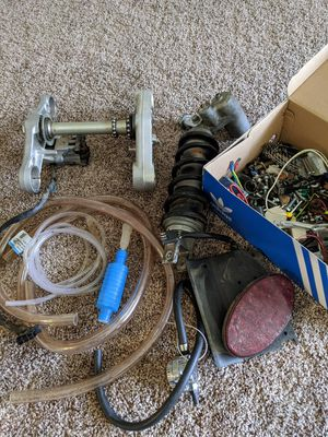 Misc. Motorcycle parts/ bolts and screws for Sale in Scottsdale, AZ