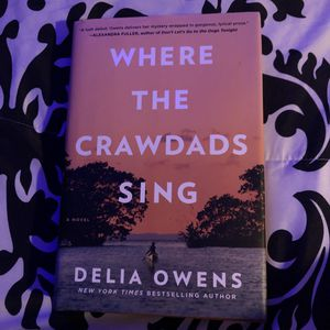Where the Crawdads Sing Delia Owens book for Sale in Newman, CA