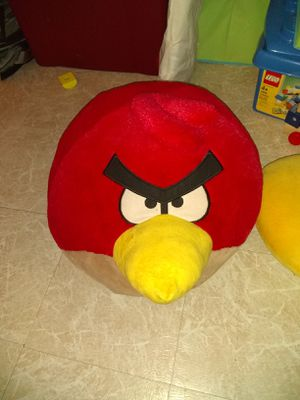 Huge Angry Bird Plushies for Sale in Stafford, VA