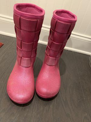 Crocs rain boots— $10 for Sale in Cumming, GA