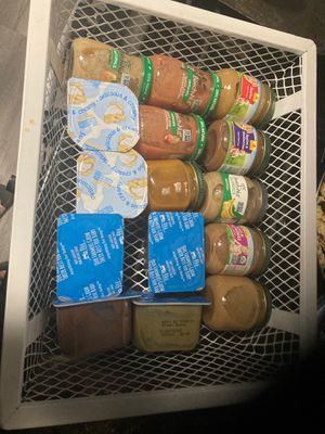 Free baby food for Sale in Dallas, TX