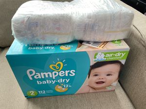 Pañales Pampers for Sale in Riverside, CA