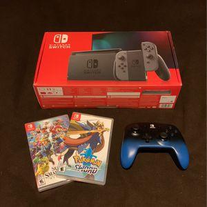 Nintendo Switch Bundle for Sale in Dinuba, CA