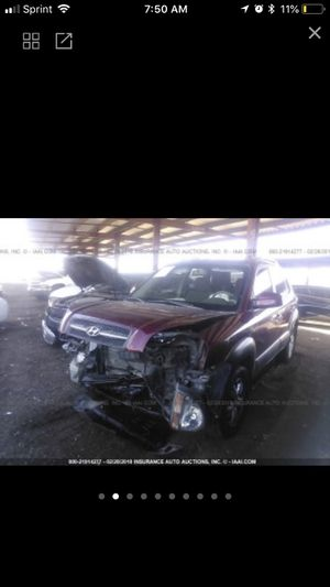 🔥2006 Hyundai Tucson 🔥Parts Only for Sale in Laveen Village, AZ