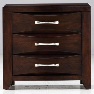 Raymour & Flanigan nightstand set (2) for Sale in Chicago, IL