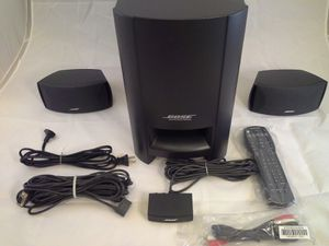 Bose CineMate Series II Digital Home Theater Speaker System for Sale in Tampa, FL