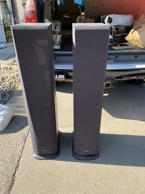 Sony speakers and stereo system for Sale in Modesto, CA