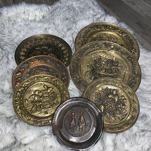 Antique Copper Plates for Sale in Manassas, VA