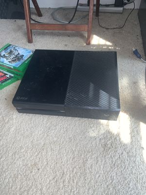 Xbox One Console For sale for Sale in Cheverly, MD