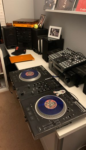 DJ Equipment || Numark NS7 for Sale in San Diego, CA