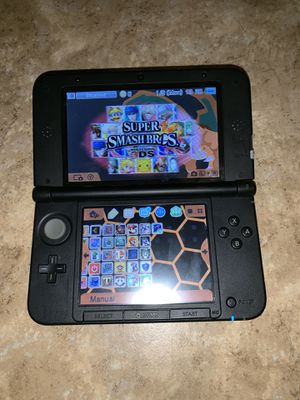 Nintendo 3DS XL & games with charger for Sale in San Bernardino, CA