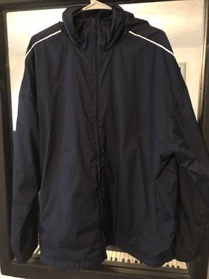 Reebok nylon jacket for Sale in Lawrenceville, GA