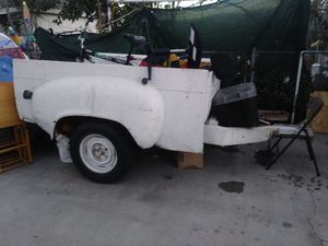 All metal utility trailer for sale for Sale in San Bernardino, CA