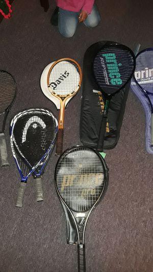 Tennis rackets for Sale in Camden, NJ