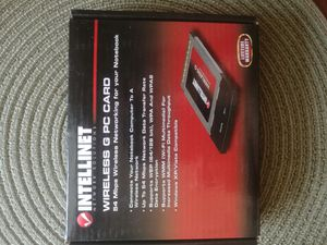 wireless G PC card for Sale in Indianapolis, IN