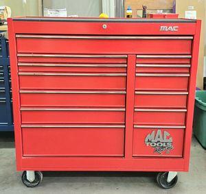 MAC TOOLS ROLLING LOWER BOX for Sale in Fairview, OR