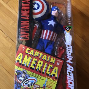 Captain Action 1/6 Scale Captain America for Sale in San Diego, CA