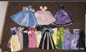 Barbie Clothes lot for Sale in Loon Lake, WA